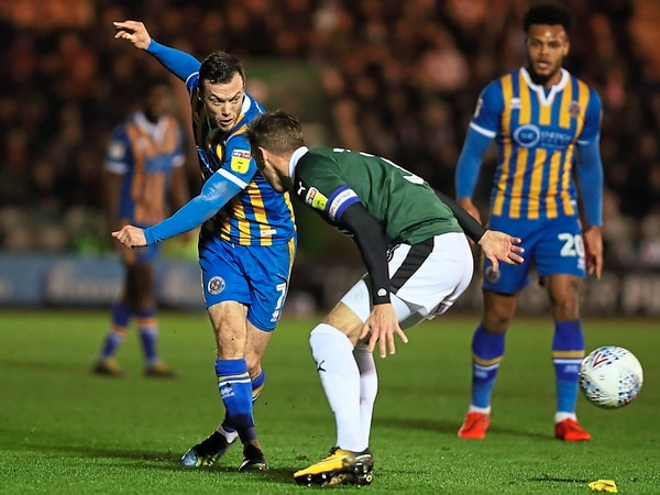 Bernard McNally column: One step forward and two back for Shrewsbury Town