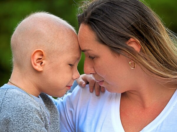 Let's back Zac - £500,000 campaign to get life-saving treatment for Shropshire four-year-old
