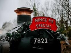 Llangollen Railway reports successful festive period