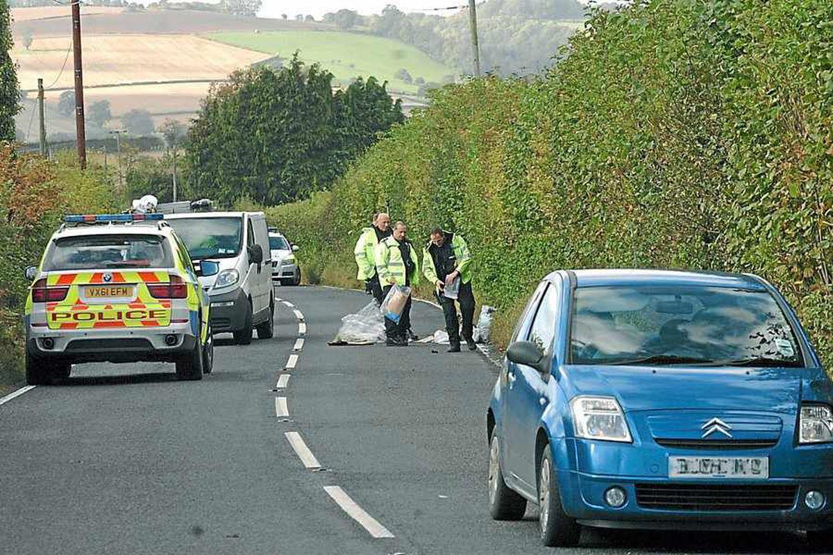 Police identify cyclist killed in Shropshire crash