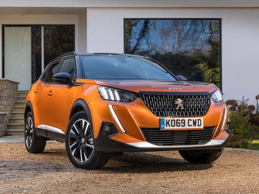 UK Drive: The Peugeot 2008 brings style and character to the SUV segment