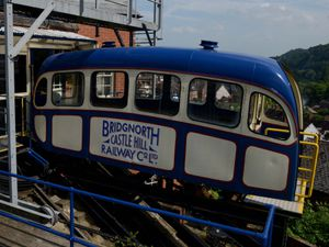 Bridgnorth's Cliff Railway will close for five days for major engineering work later this month