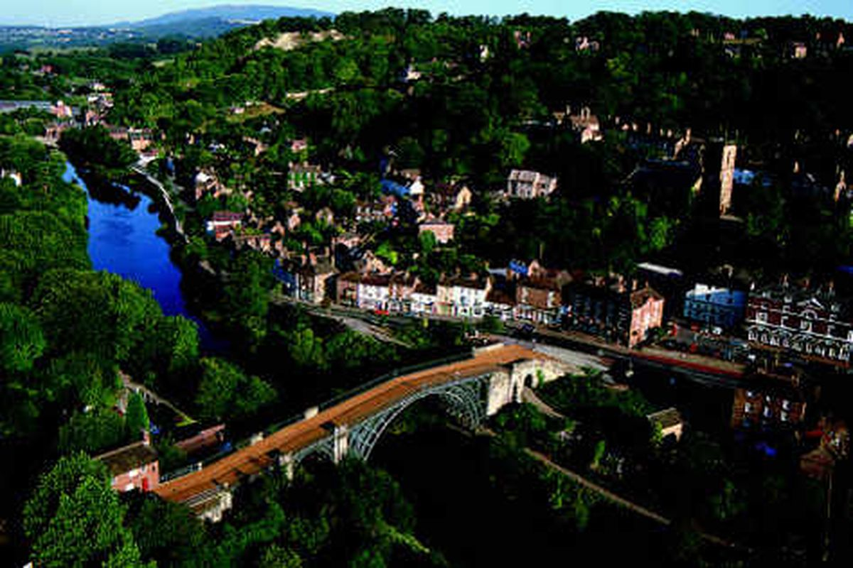 Loan of £5.6m to pay for Ironbridge Gorge safety work