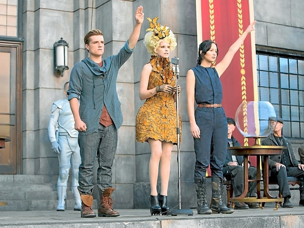 The Hunger Games – Bishop's Castle company Jesmonite helps deliver major new theme park celebrating hit film series