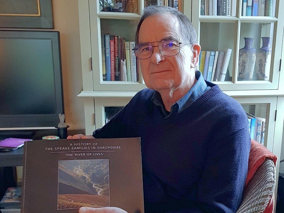 New book celebrates Shropshire family over 13 generations