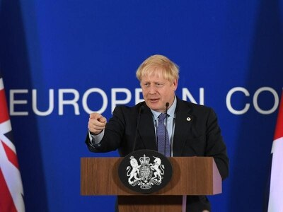 End the Brexit 'pain' says Johnson as he tries to rally support for his deal