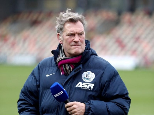 Glenn Hoddle 'responding well' to treatment for 'serious condition' following collapse