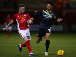 Checkatrade Trophy: Crewe 1 Shrewsbury 2 - Report and pictures