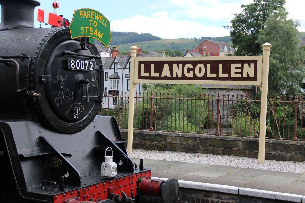 Llangollen Heritage Railway