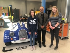 Telford students in fast lane with scholarships
