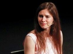 Media built false story around me, Amanda Knox tells Italian conference