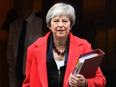 What happens if Theresa May loses the Brexit vote?
