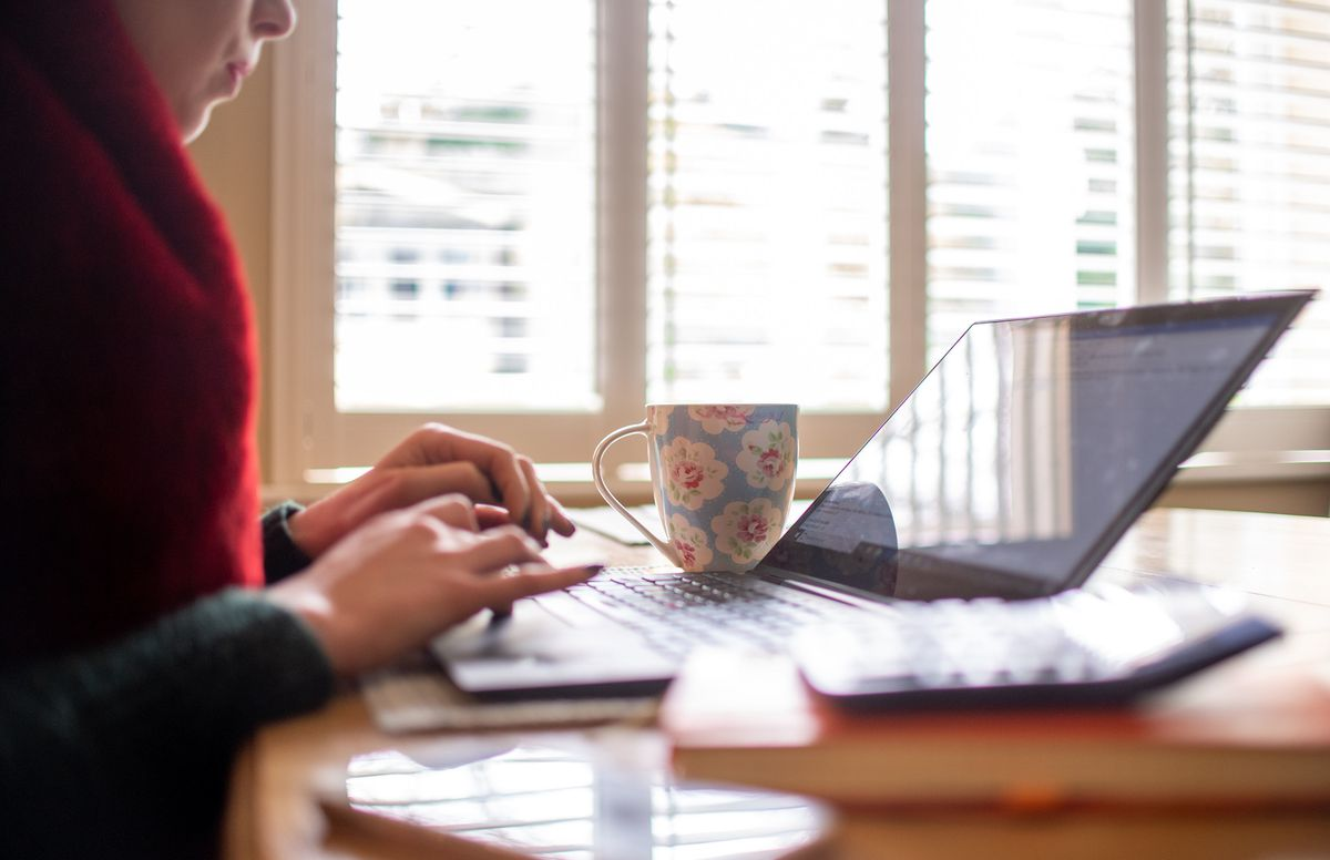 The comments come as a national survey shows the majority of firms expect home working for some staff for at least 12 months