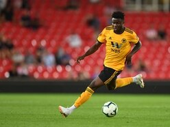 Nuno: Future is promising for former Wolves man Bright Enobakhare