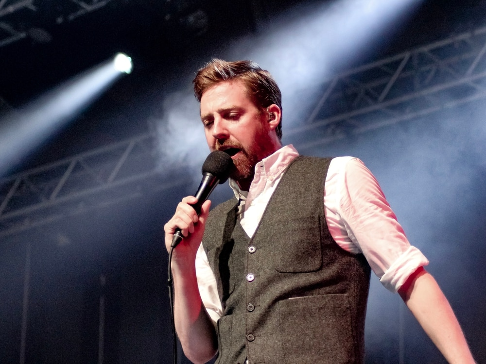Sell out crowd for Kaiser Chiefs at Llanfest - in pictures