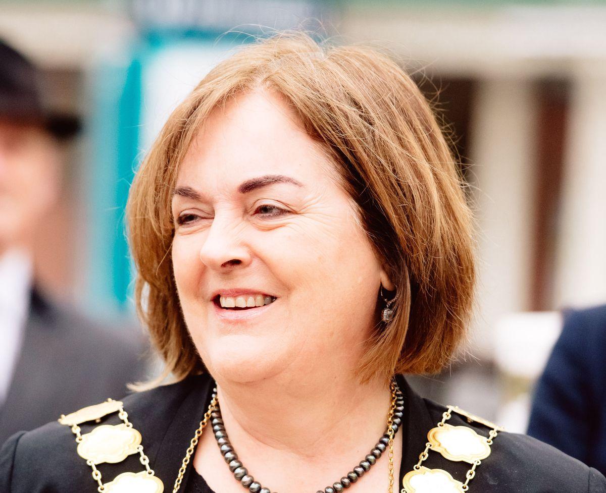 Councillor Jane Mackenzie
