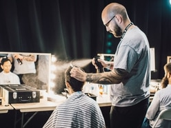 Thousands travel to Telford for Barber Connect