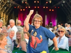 Cliff Richard fans at Walcot Hall: Why we LOVE Cliff - watch the video