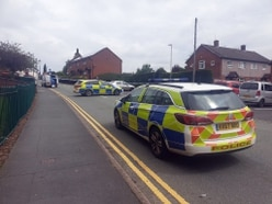 Teenager stabbed in Telford street attack