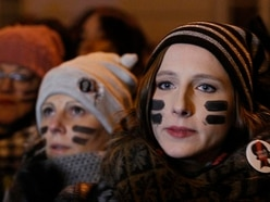 Women march in Poland to demand abortion rights