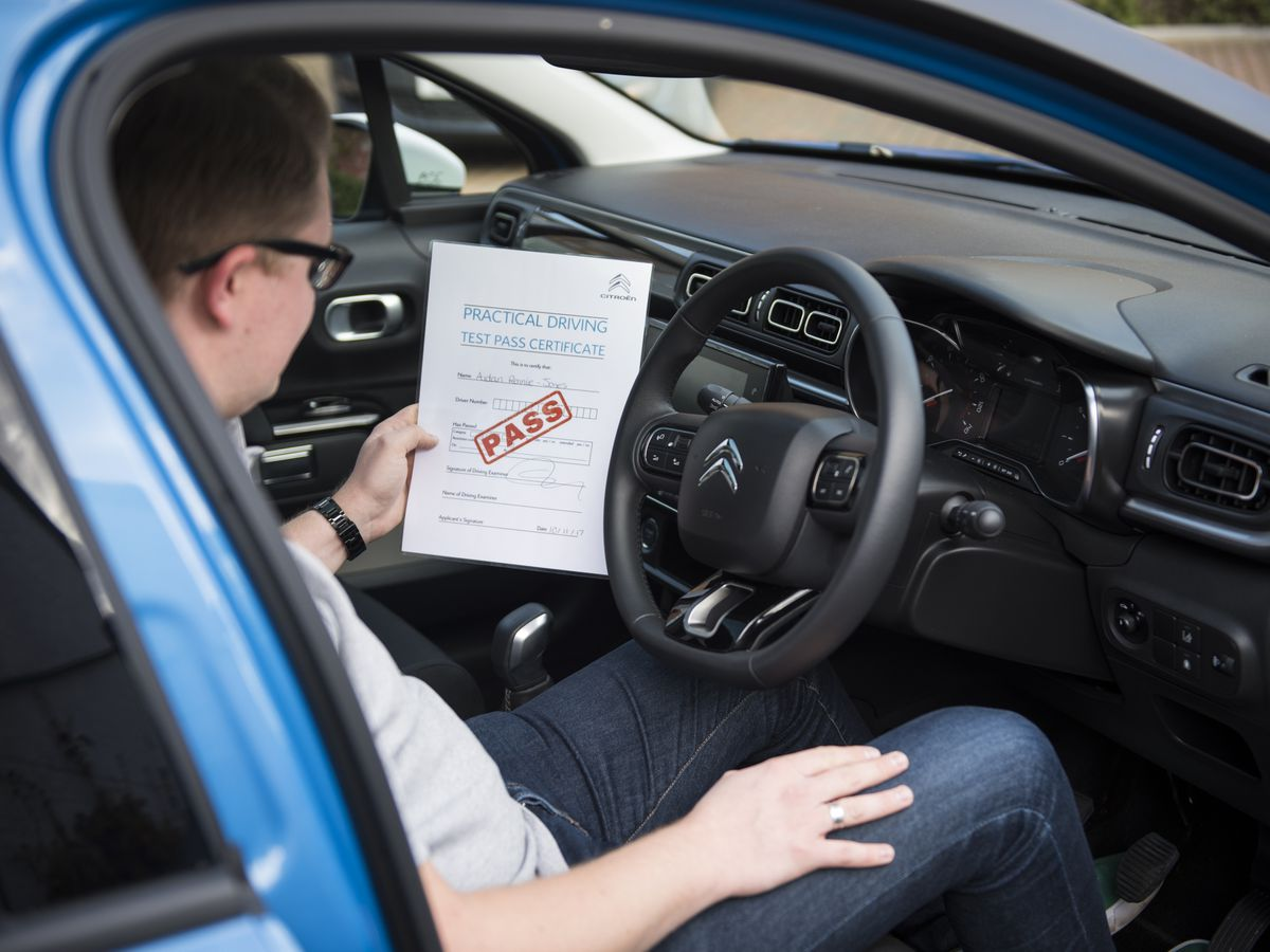 The driving test was made compulsory 85 years ago