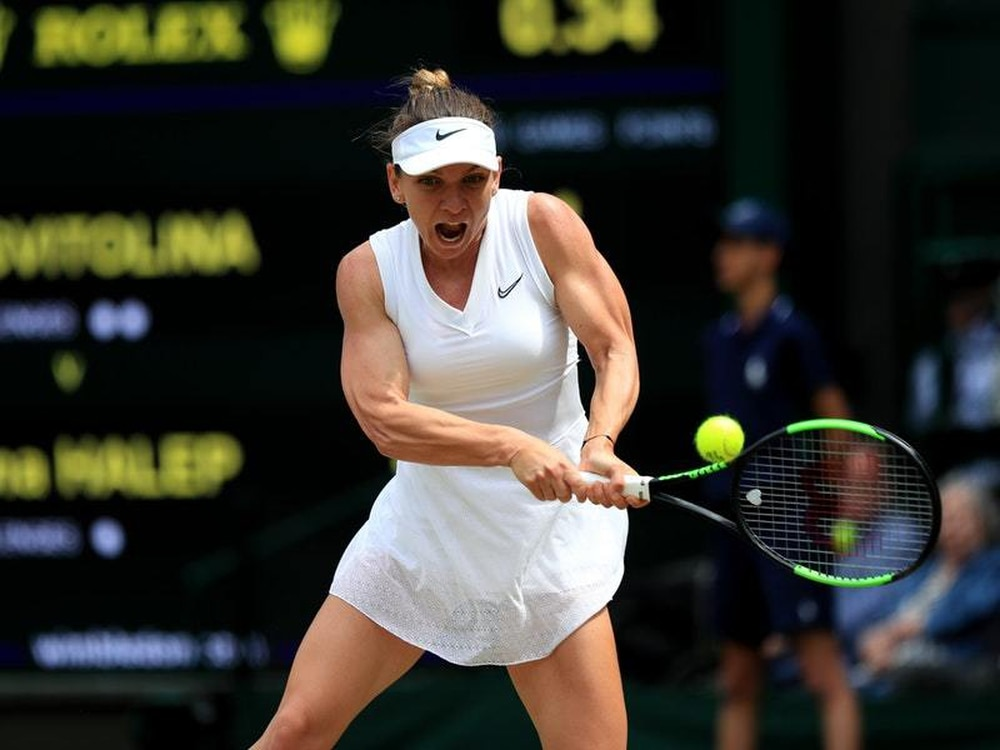 Simona Halep believes she can shock Serena Williams and ...