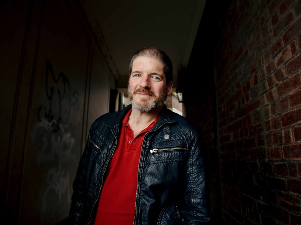 The Walking Dead: Charlie Adlard on illustrating the iconic zombie comic, being in a grunge band and a new festival in his hometown