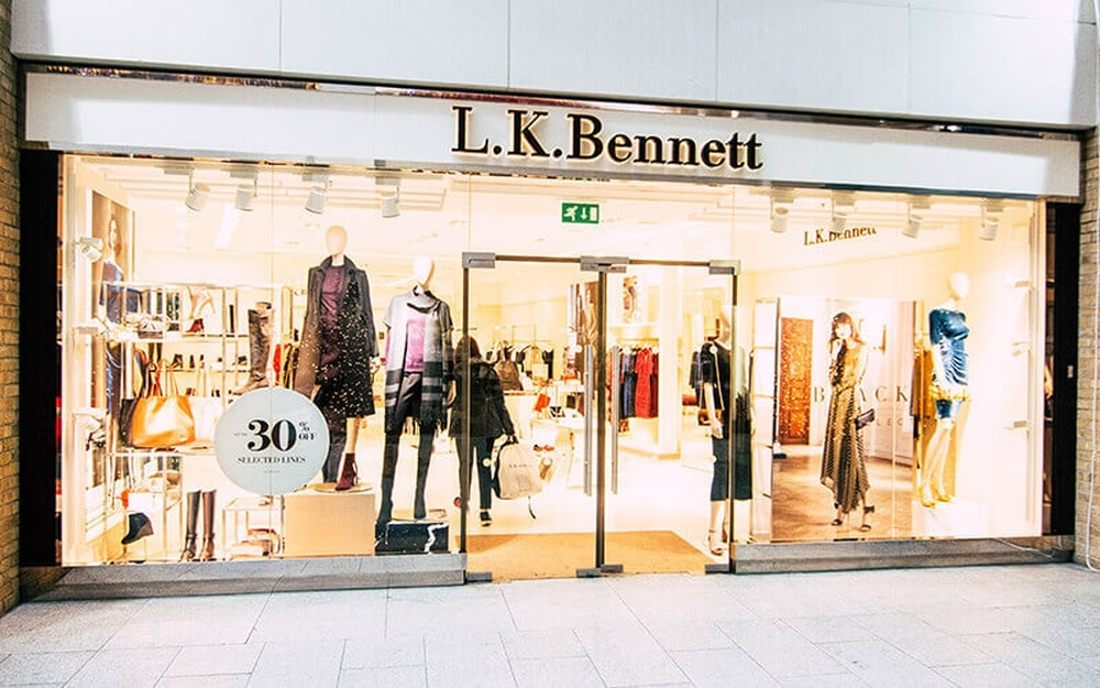 Good and bad news for LK Bennett lovers in Gloucestershire