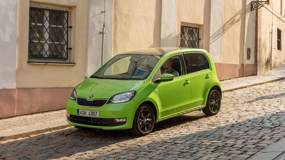 Uk Drive The Skoda Citigo Is A Likeable Car That Isnt Without Its