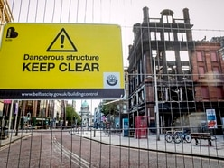 Fire cordon in Belfast set to be reduced if Primark application approved