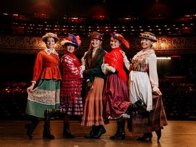 My Fair Lady, Wolverhampton Grand Theatre - review