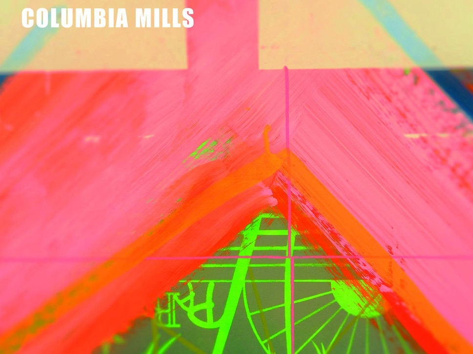 Columbia Mills, A Safe Distance To Watch - album review