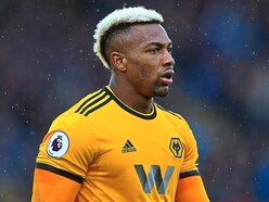 Wolves' Adama Traore is ready to explode into action