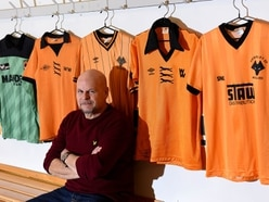Wolves football tops wanted as 'They Wore The Shirt' book makes a comeback