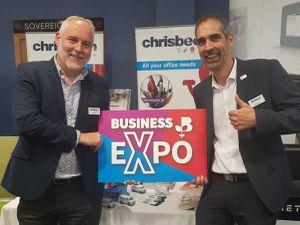 Craig and Richard Hughes of Chrisbeon