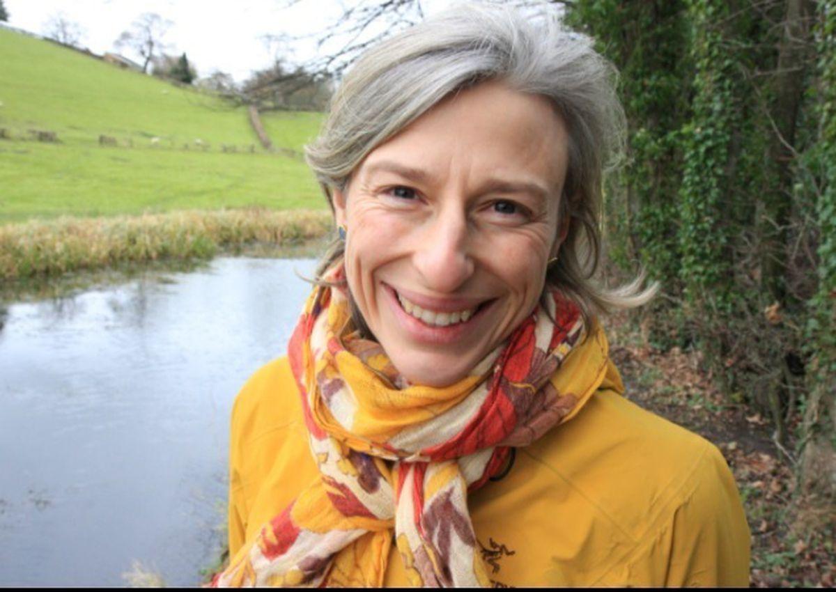 Alison Alexander - Liberal Democrat canidate for Montgomeryshire