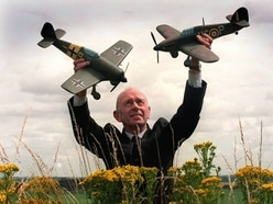 Telford air enthusiast and museum founder dies at 81