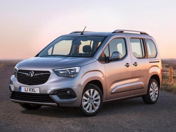 Vauxhall offers greater versatility with Combo Life
