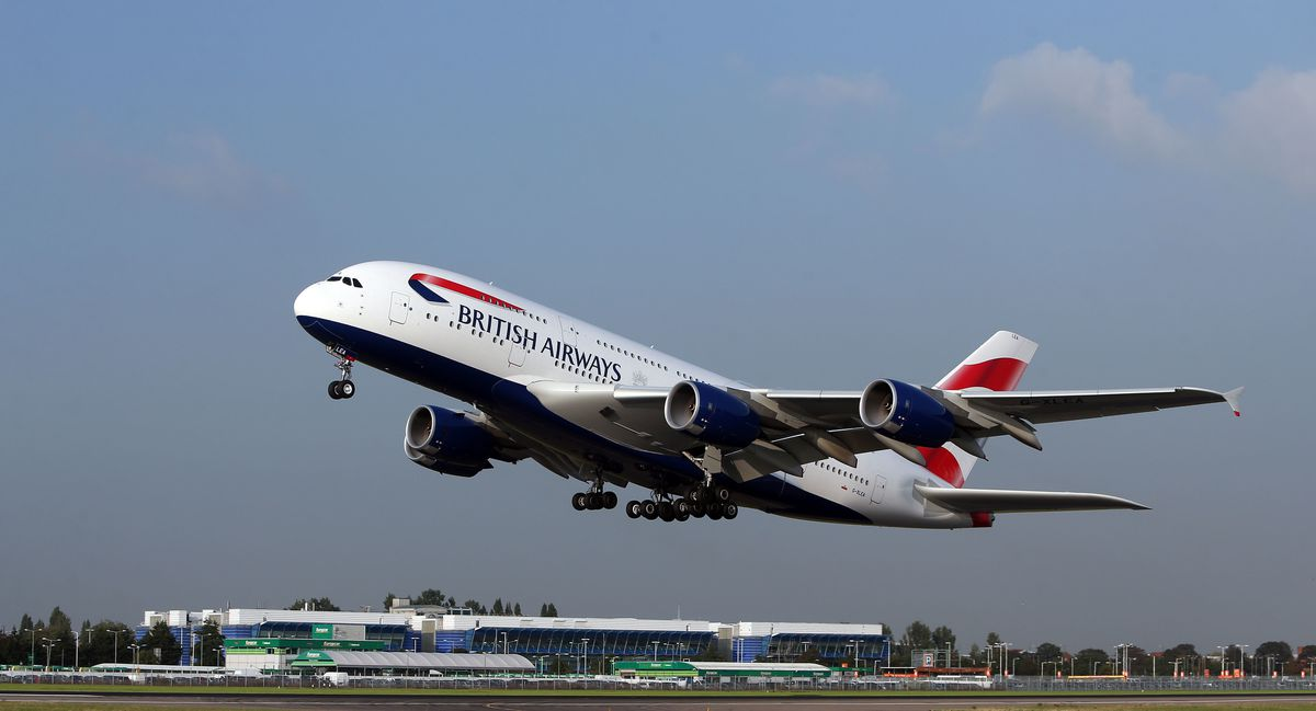 British Airways said that it has suspended all flights to and from mainland China with immediate effect