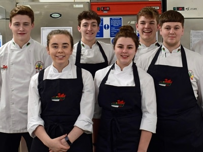 Local chefs to fly the flag for Wales at Culinary Olympics in Germany