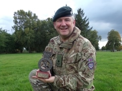 Ludlow Cadet has won a top award