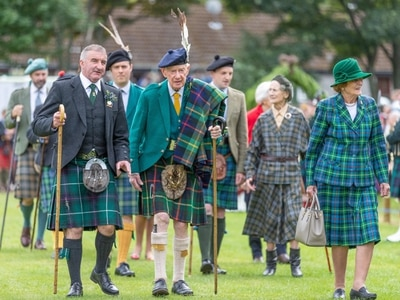 Virtual clan gathering to be led by 101-year-old