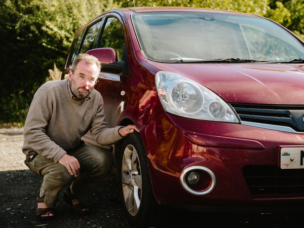Rev Paul Cawthorne says the amount he's spending on repairing his car is unsustainable