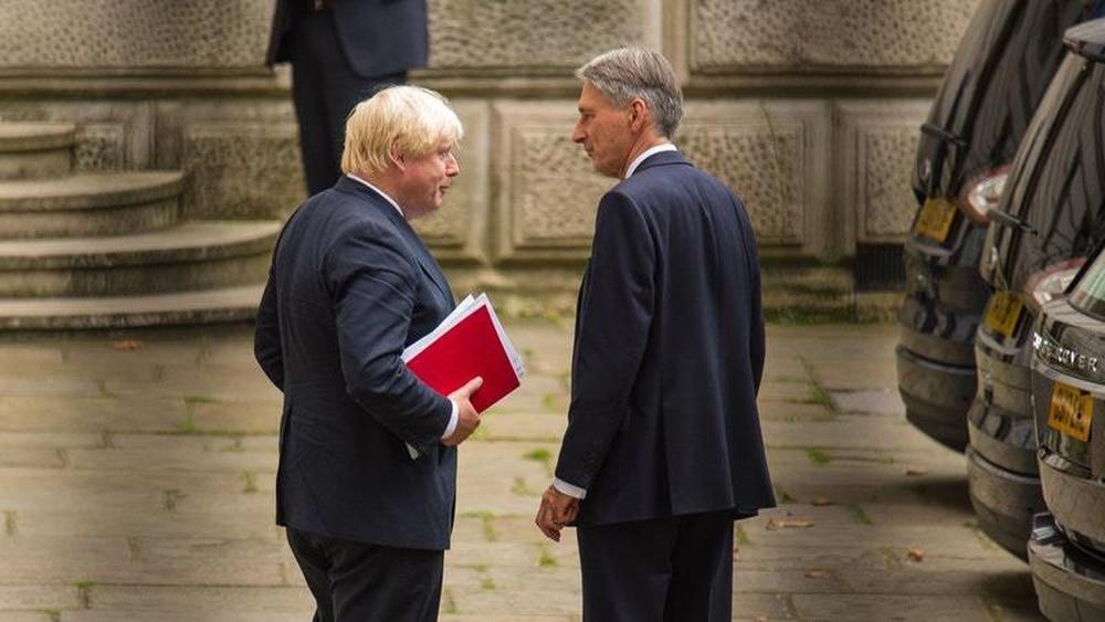 Hammond dismisses backing for boris claims following for Community motors hammond la