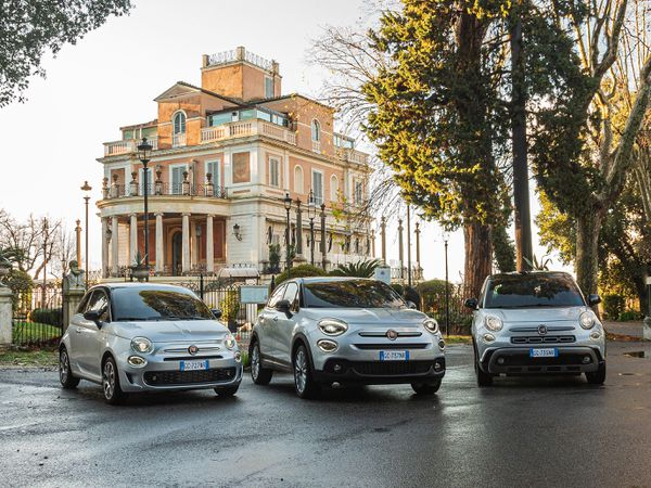 The FIat 500 family