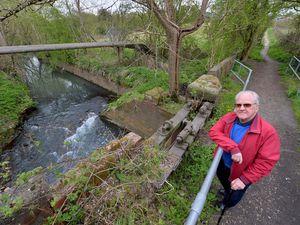 Richard Brooks at the River Stour