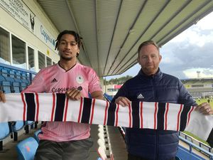 AFC Telford United complete the signing of attacker Kai Williams from Barwell