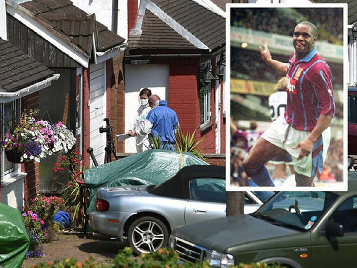 Dalian Atkinson died after being shot by a Taser in Telford