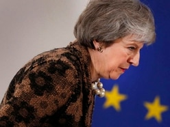 Theresa May's Brexit quest hits backstop turbulence in Brussels
