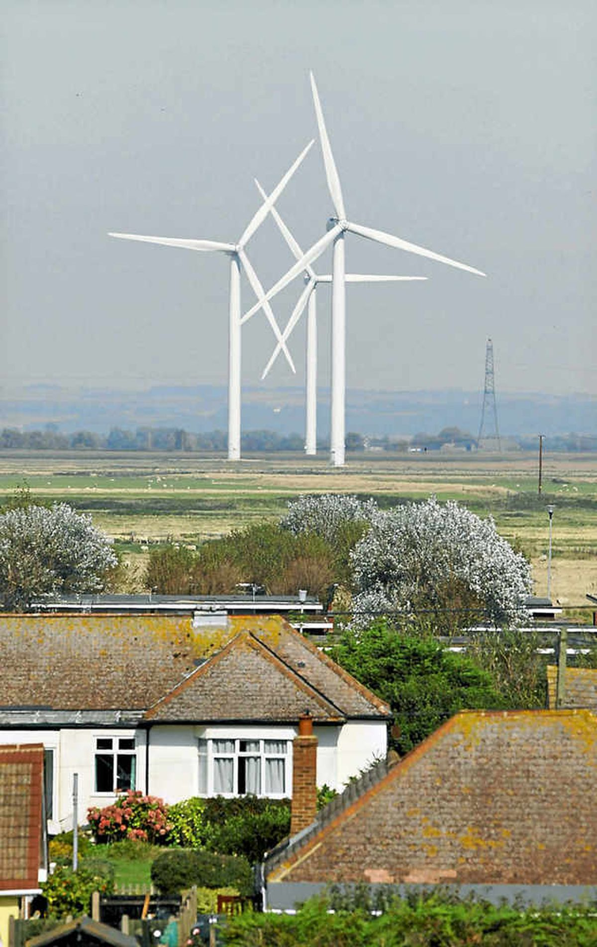 Shropshire windfarms fight goes on